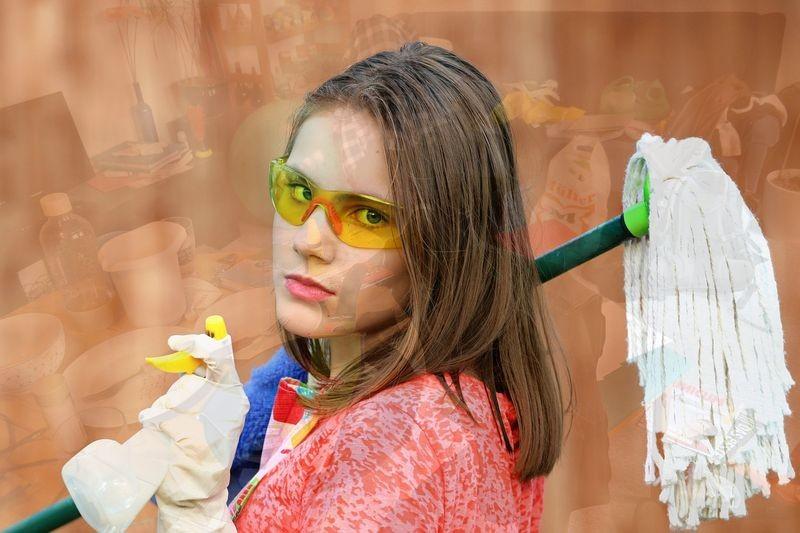 Fachowa firma sprzątająca